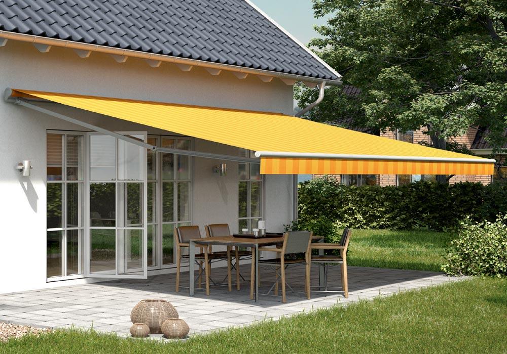 gelenkarm markise markilux 1700 markilux fachpartner in With markise balkon mit tapete bayern münchen