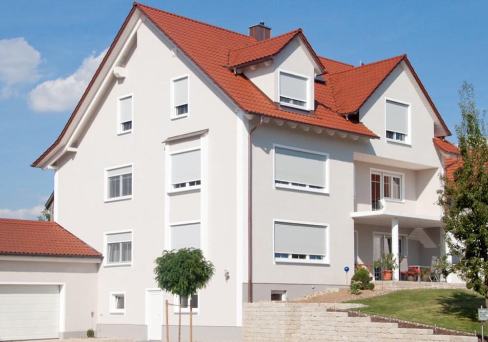 Sonnenschutz Schmid Roma Termo R Sanierungsrollladen